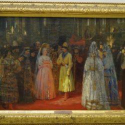 Выбор царской невесты картины Ильи Репина