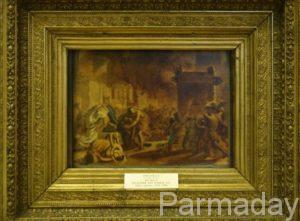 Последний день Помпей в Пермской художественной галерее