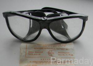Очки, изготовленные в Суксуне