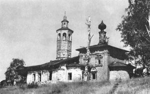 Крастовоздвиженская церковь