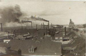 Лысьвенский металлургический завод в начале XX века