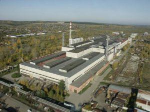 Завод в Лысьве