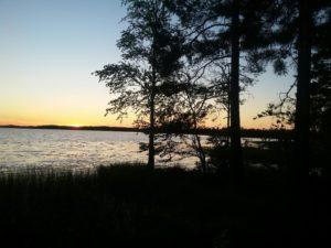 Озеро Нюхти в Пермском крае