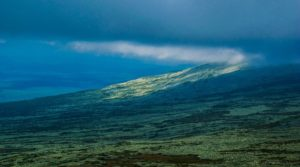 гора Ослянка Тучи