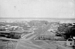Кудымкар в начале XX века