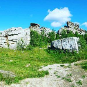 Гора Крестовая Пермский край