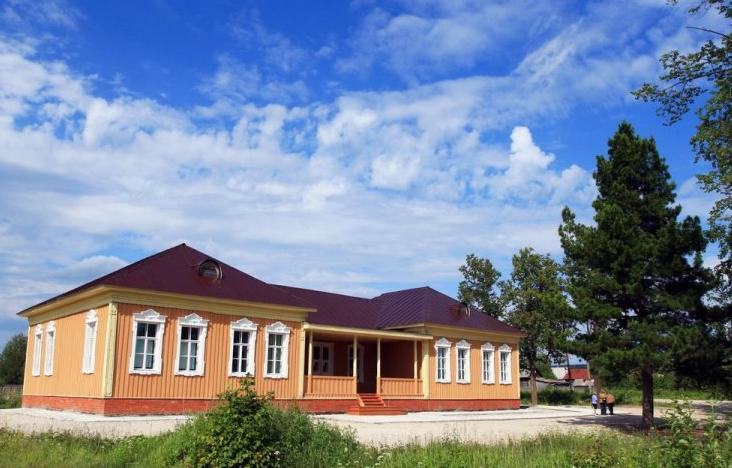 Всеволодо-Вильва музей Пастернака