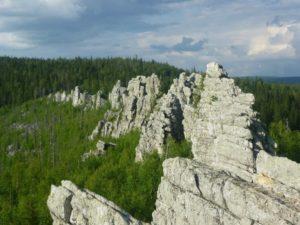 Скалы Ераниной деревни