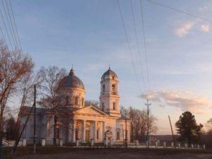Троицкая церковь в Пожве