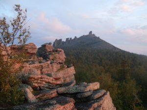 Помяненный камень в Пермском крае