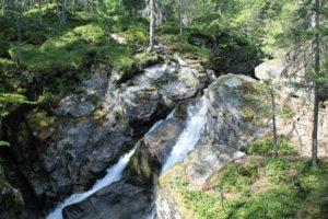 Жигаланские водопады Пермский край