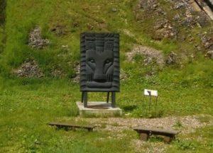 Начало пермского края памятник в Кыну