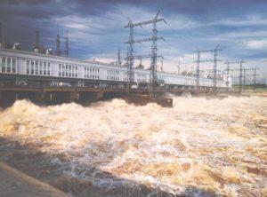 когда будет спуск воды на камской ГЭС