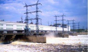 Камская ГЭС первая на реке Кама