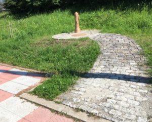 памятник колонке Пермь