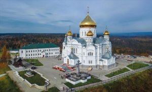 Белогорский монастырь в Пермском крае