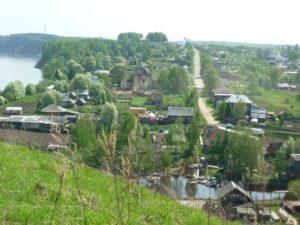 поселок Пыскор