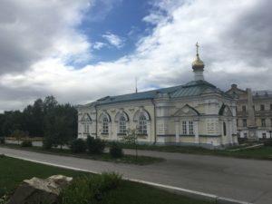 Алексеевская церковь Кунгур