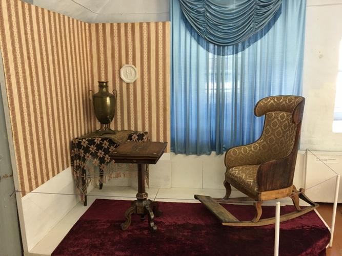 Быт XIX века в соликамском музее