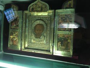 Икона Николая Чудотворца в Соликамске