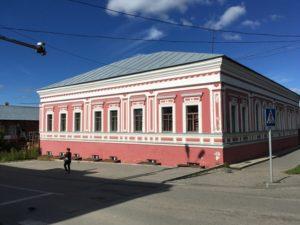 Дом Дубровина в Соликамске