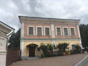 Дом воеводы в Кунгуре