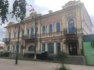 Особняк Макаровых - дом Чулошникова