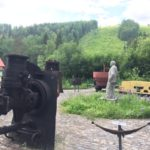 Площадка металлургического завода