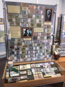 Музей центрального банка в Перми коллекция банкнот