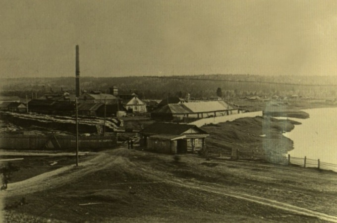 Всеволодо-Вильвенский завод в Прикамье