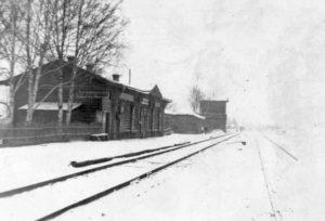 Железнодорожная станция Всеволодо-Вильва