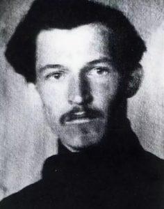 Петр Иванович Субботин-Пермяк во время работы в Перми