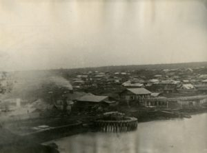 Пашийский завод в Пермской губернии