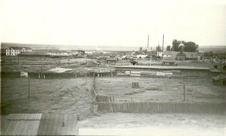 Майкорский завод в Пермской области