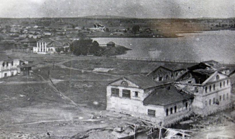 Юго-Кнауфский завод в Кунгурском уезде