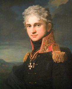 Павел Строганов, владелец Очерского завода.