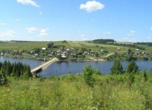 Хохловский завод в Пермской губернии