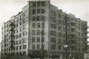 Гостиница в Перми старое фото