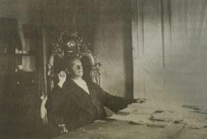 фото Каменского в кабинете