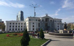 ДК Солдатова в городе Пермь общий вид