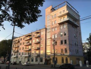 Дом Чекистов в Перми