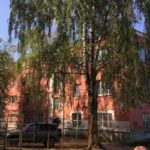 Дом горсовета в Мотовилихе первый дом