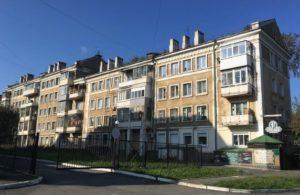 Дом специалиста в Мотовилихе.
