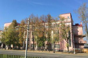 Дом Техники - Славяновский колледж.