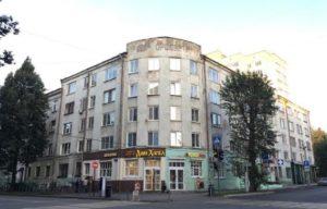 дом горсовета Пермь