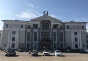 фасад ДК Солдатова