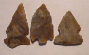 мезолит в Прикамье стрелы каменные