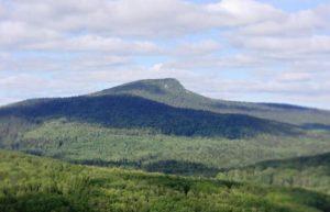 Гора Полюд Пермский край