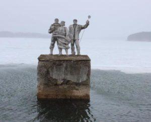 памятник СССР в Очёре