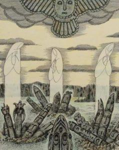 торжество христианской веры рисунок мошев